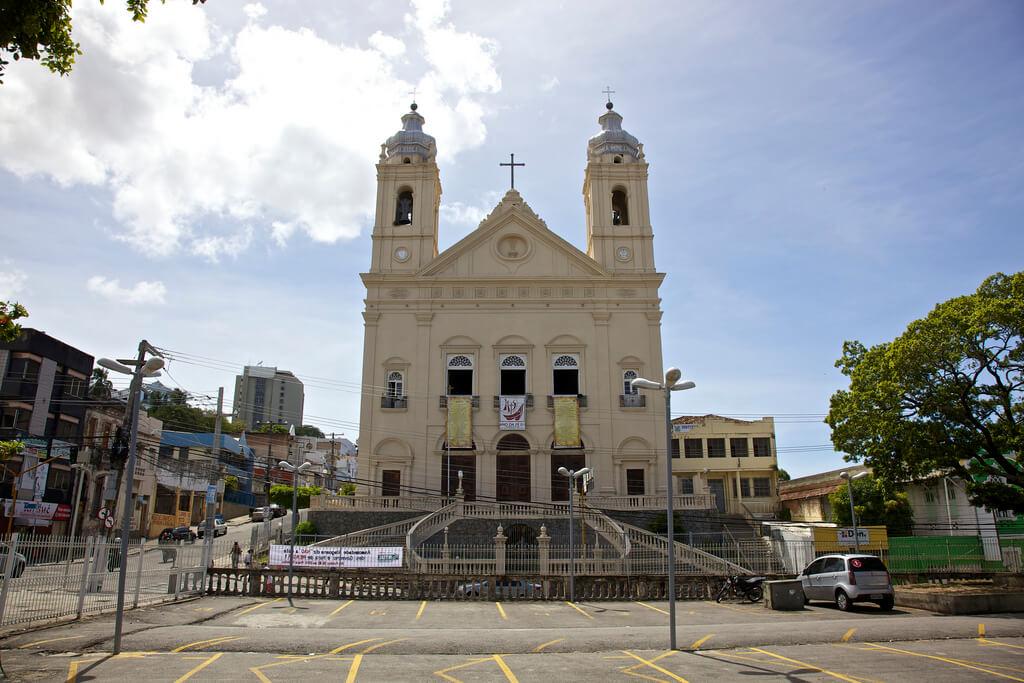 Catedral Metropolitana de Maceió atualmente