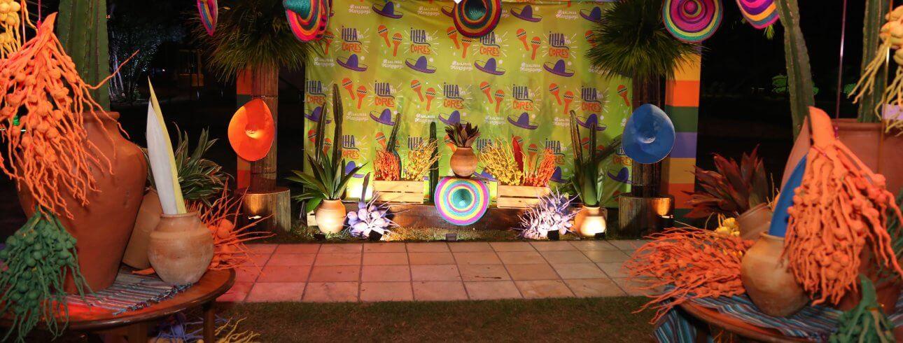 Ano Novo em Maceió: Decoração Salinas Maragogi Resort