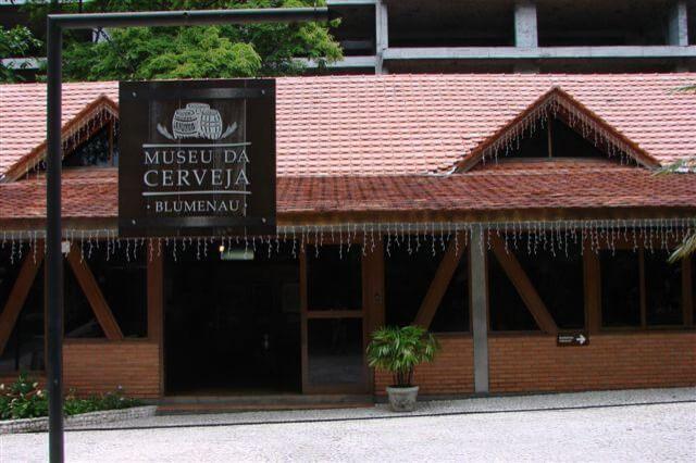 Museu da Família Colonial em Blumenau: Museu da Cerveja