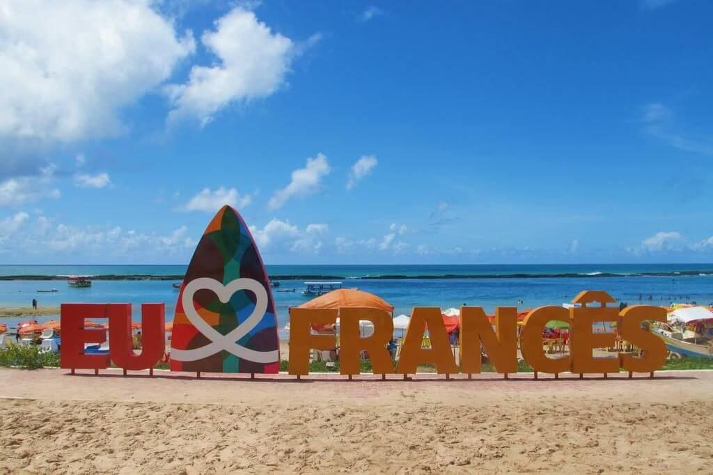 Melhores praias de Maceió: Praia do Francês