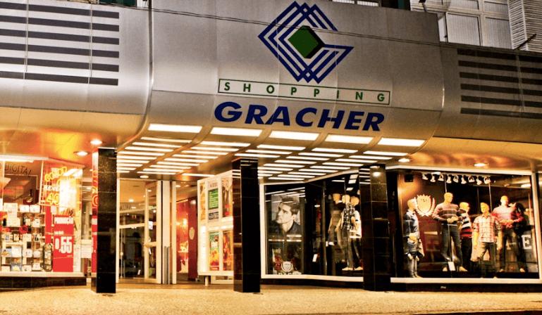 Shopping Gracher em Brusque