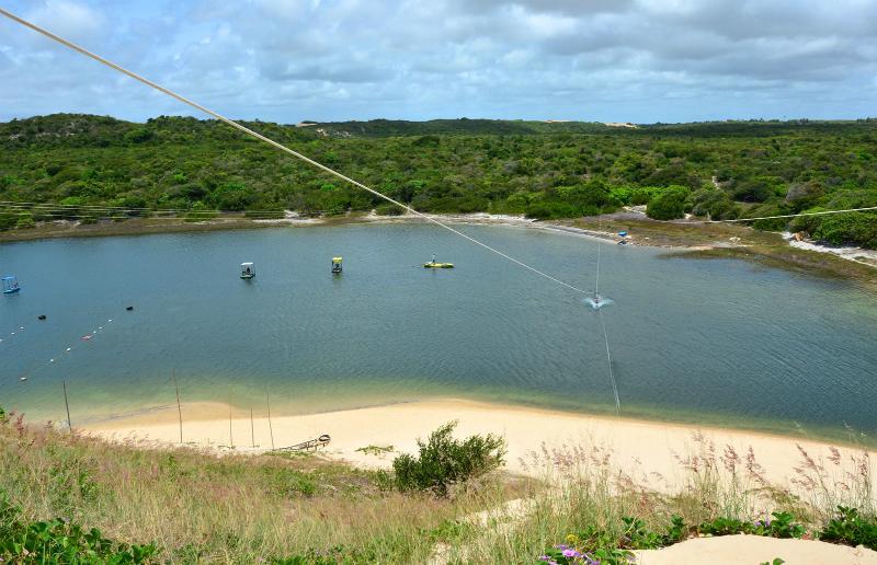 O que fazer em Natal: Lagoa de Jacumã