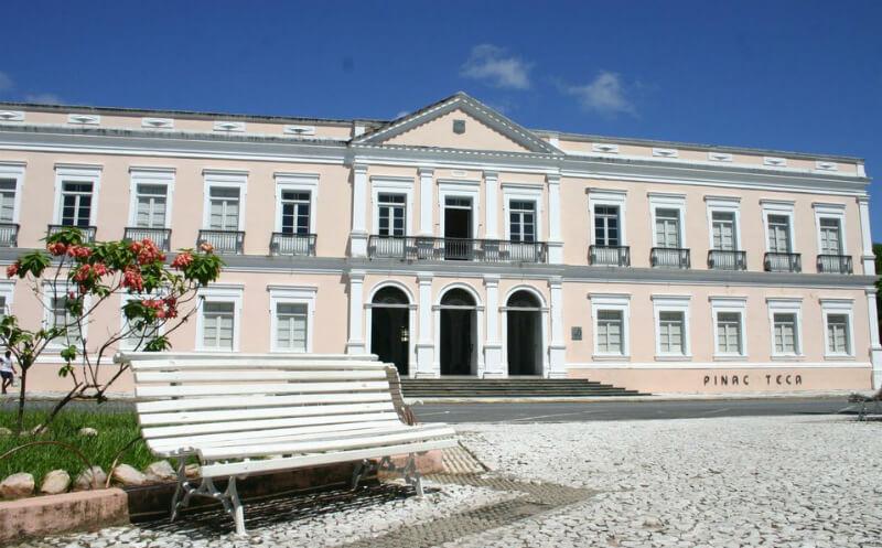 Pontos turísticos em Natal: Palácio Potengi