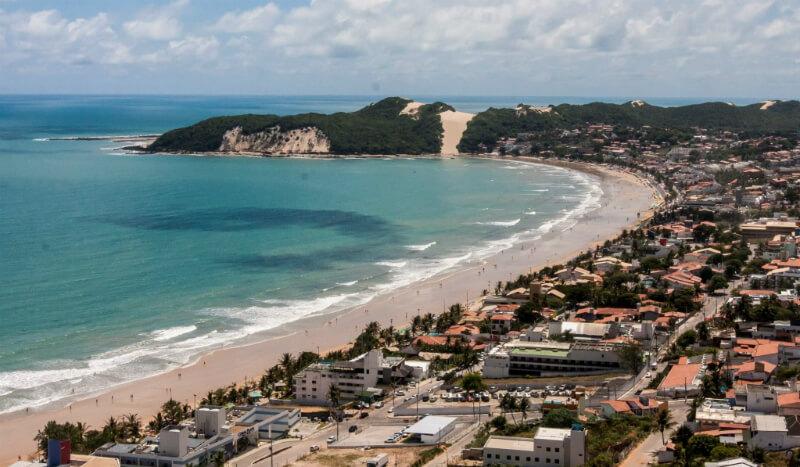 Pontos turísticos em Natal: Praia Ponta Negra