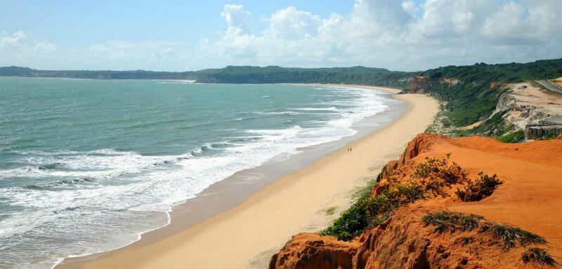 Pontos turísticos em Natal: Praia da Pipa