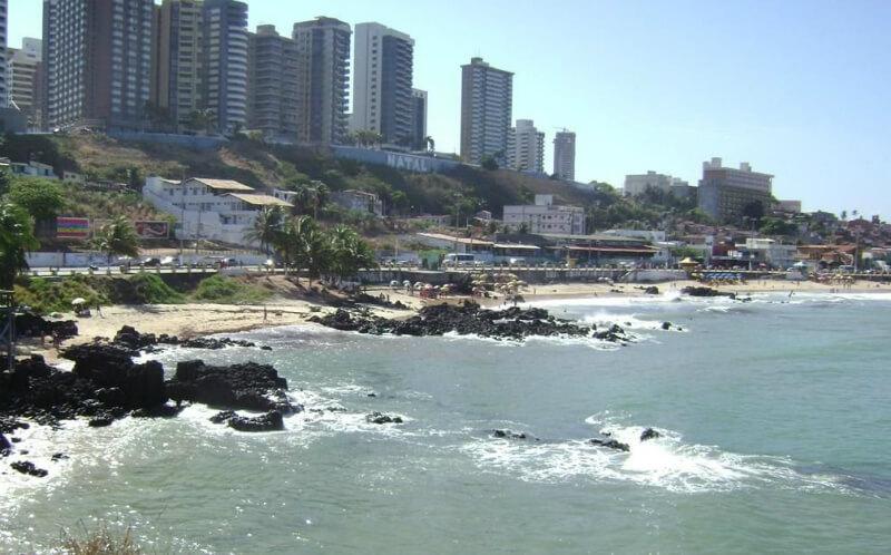 Pontos turísticos em Natal: Praia dos Artistas