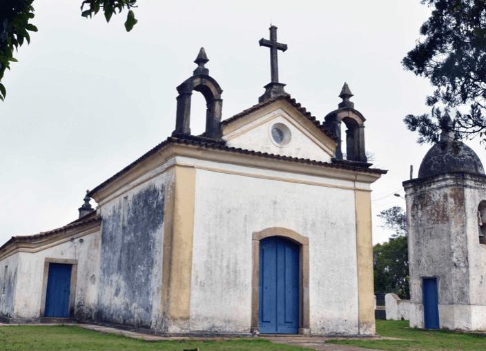 Capela de São Sebastião em Ouro Preto