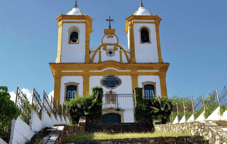 Igreja Nossa Senhora das Mercês e Perdões em Ouro Preto