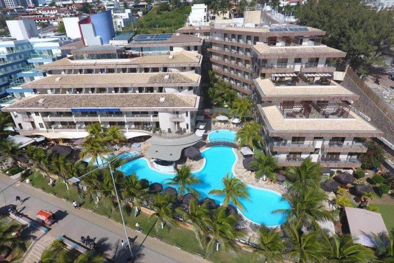 Melhores hotéis em Natal: Esmeralda Praia Hotel