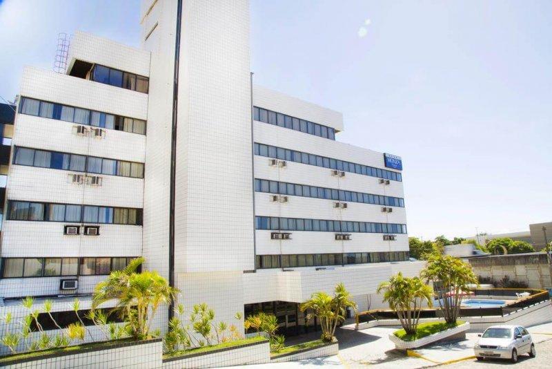 Monza Palace Hotel em Natal