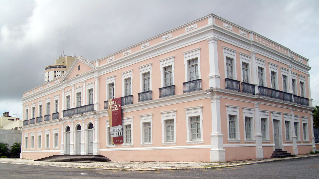 Passeios românticos em Natal: Palácio Potengi