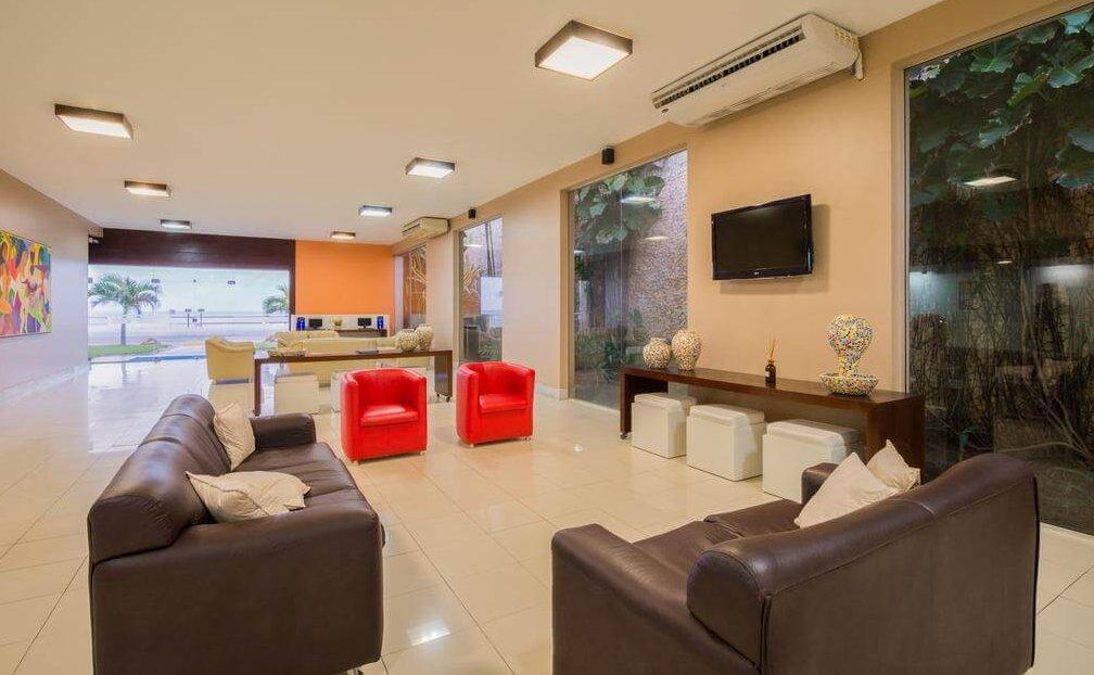 Hotéis no centro turístico de Natal: Yak Beach Hotel Natal