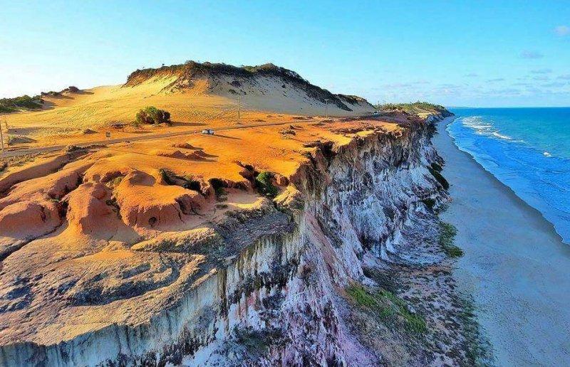Passeios românticos em Natal: Praia de Pipa