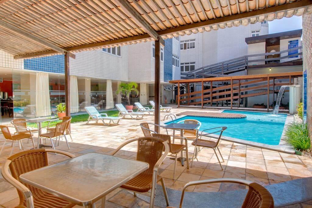 Melhores hotéis em Natal: Yak Beach Hotel