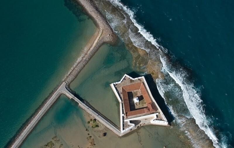 Forte dos Reis Magos na Praia do Forte