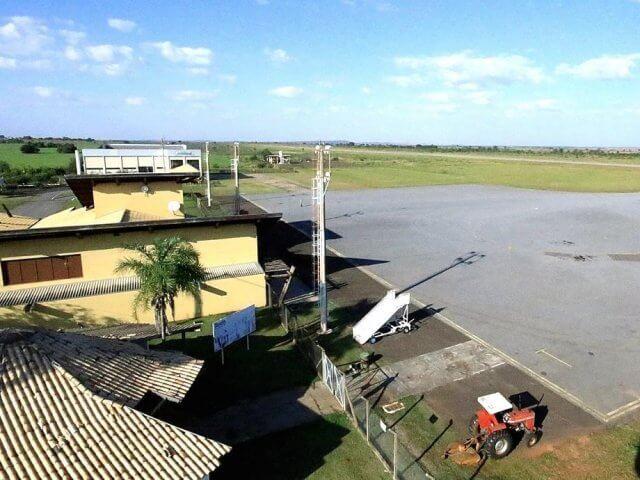 Aeroporto em Bonito