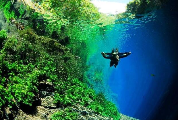 Lagoa Misteriosa para um roteiro em Bonito