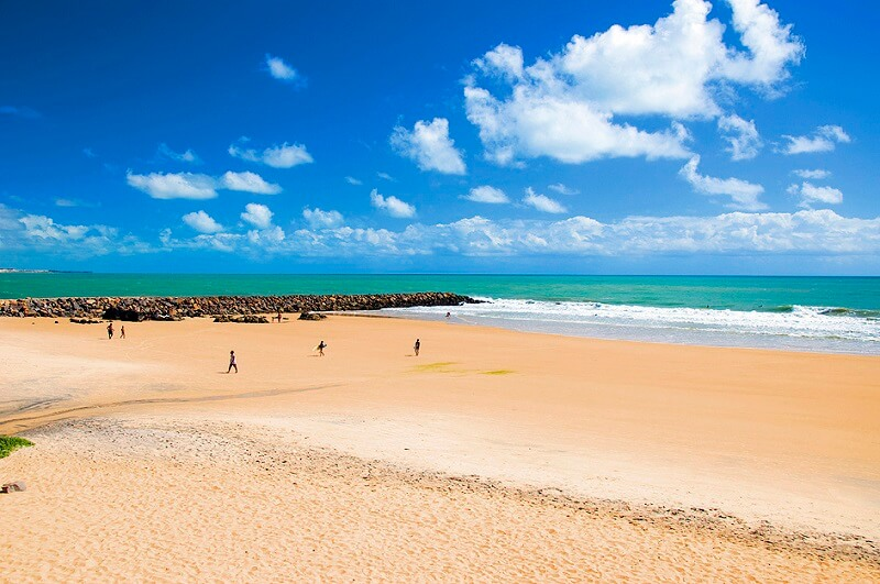 Acessibilidade nas praias de Natal