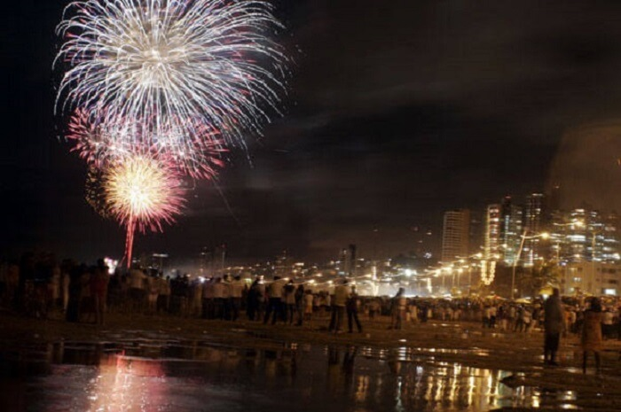 Ano Novo na Praia da Pipa em Natal