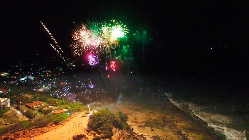 Praia da Pipa para festejar o Ano Novo em Natal