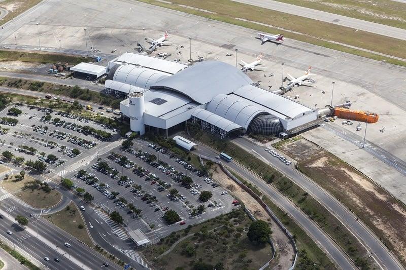 Como ir do aeroporto de Fortaleza até o centro turístico