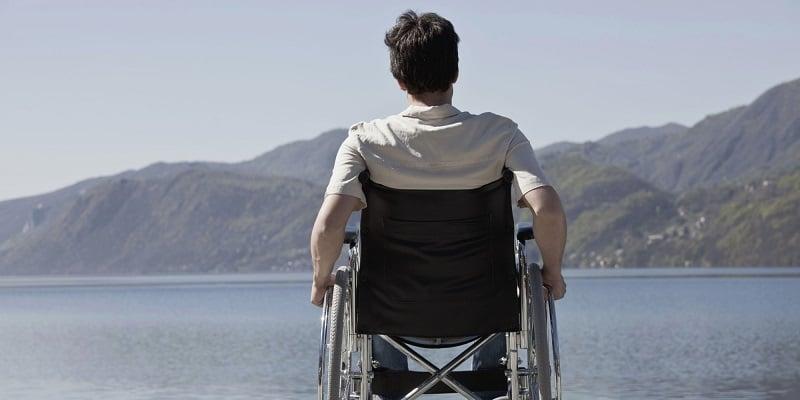 Deficientes físicos em Fortaleza