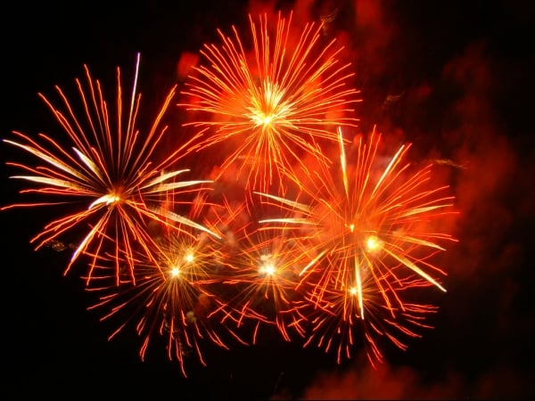 Ano novo em Fortaleza