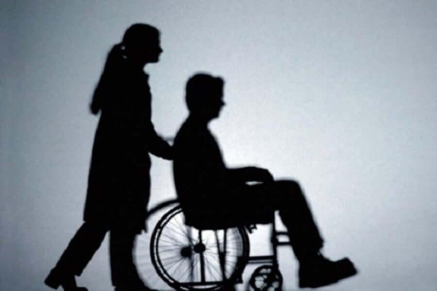 Deficientes físicos em Curitiba