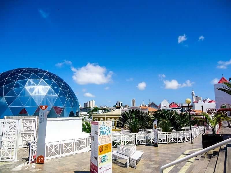 Centro Dragão do Mar de Arte e Cultura em Fortaleza