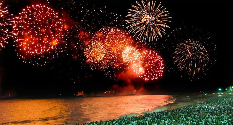 Ano Novo em Florianópolis
