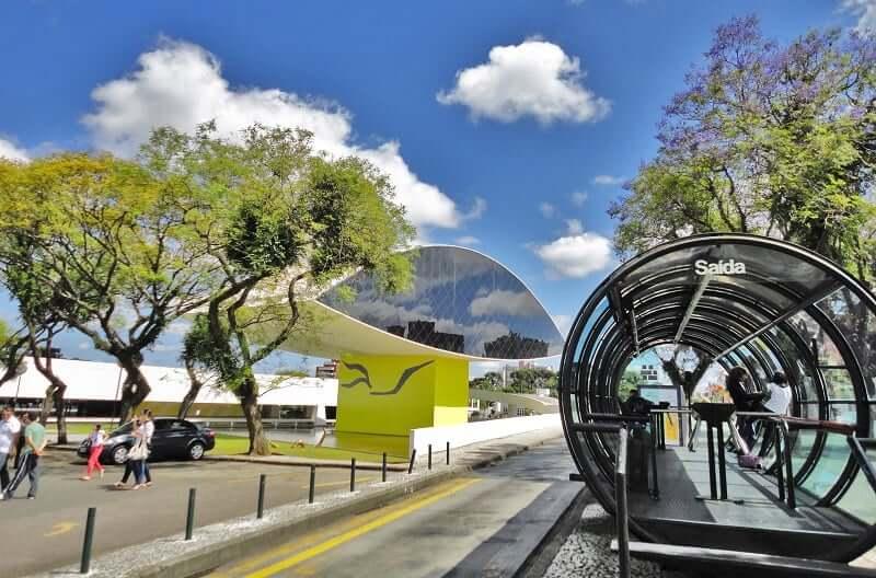 Roteiro de 5 dias em Curitiba