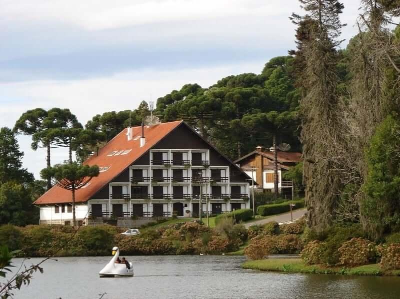 Lago Negro em Gramado