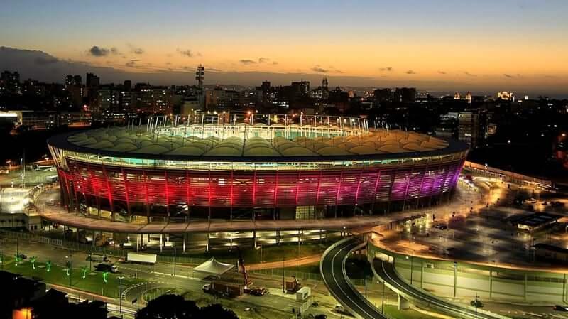 Arena Fonte Nova em Salvador