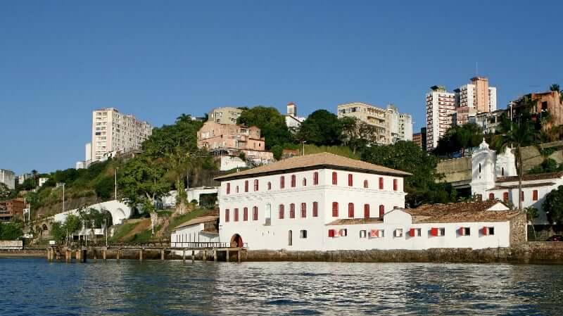 Museu de Arte Moderna da Bahia (MAM) em Salvador