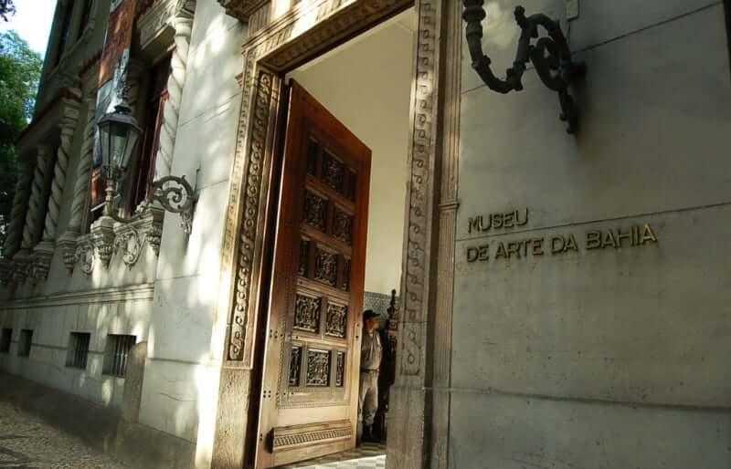 Museu de Arte da Bahia em Salvador: