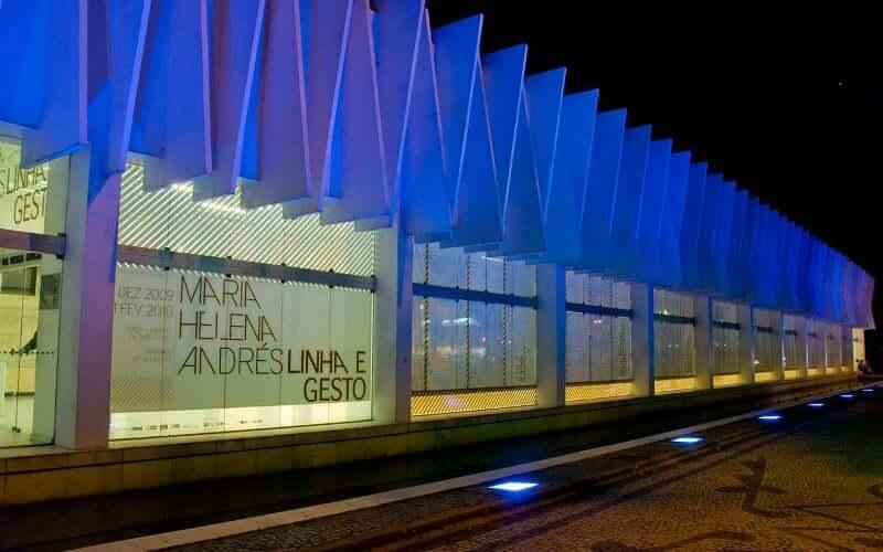 Palácio das Artes em Belo Horizonte