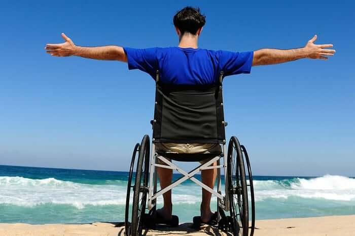 Deficientes físicos em Balneário Camboriú
