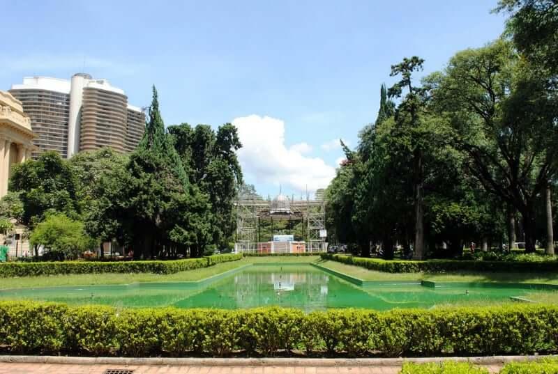 Praça da Liberdade em Belo Horizonte