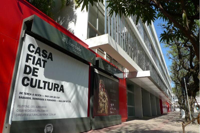 Casa FIAT de Cultura em Belo Horizonte