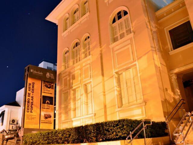 Centro de Arte Popular – CEMIG em Belo Horizonte