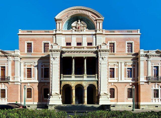 MM Gerdau – Museu das Minas e do Metal em Belo Horizonte