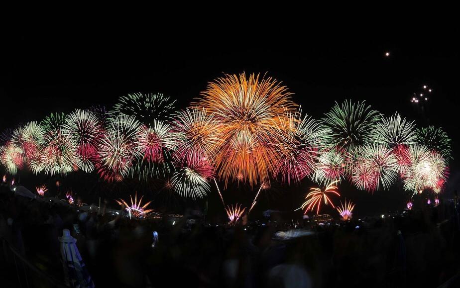 Ano Novo em Maceió