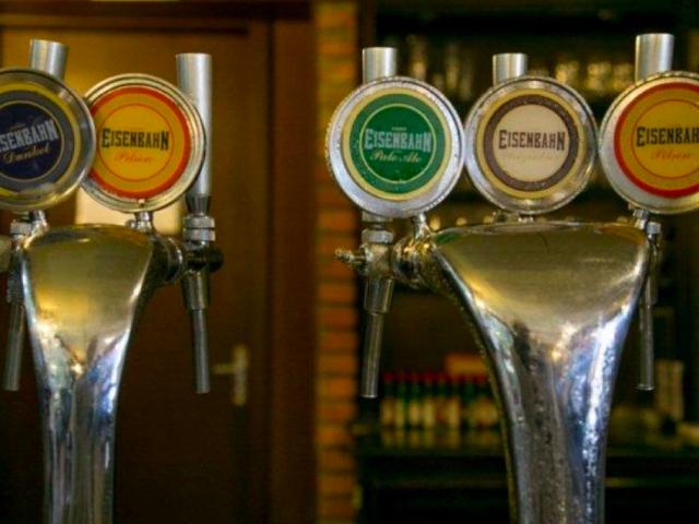 Cervejaria Eisenbahn em Blumenau