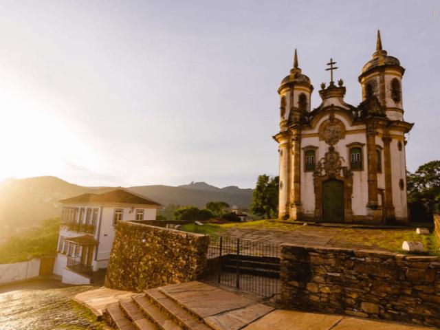 Roteiro de 3 dias em Ouro Preto