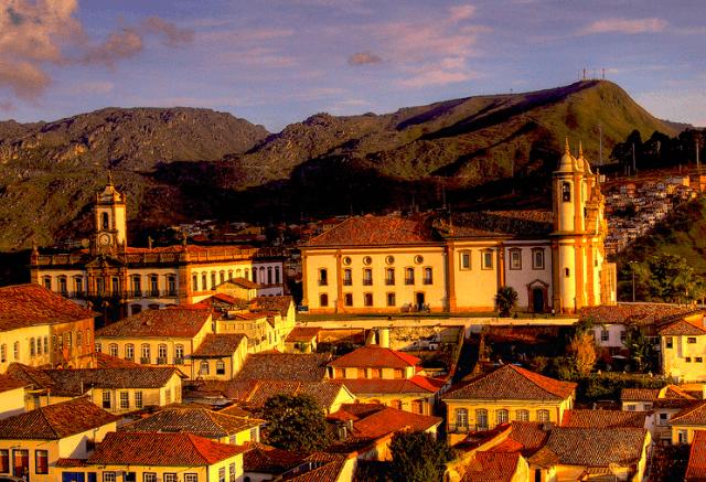 O que fazer no inverno em Ouro Preto