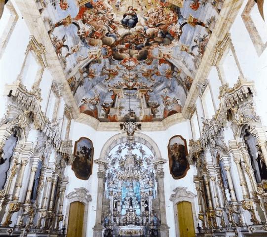 Igreja São Francisco de Assis em Ouro Preto