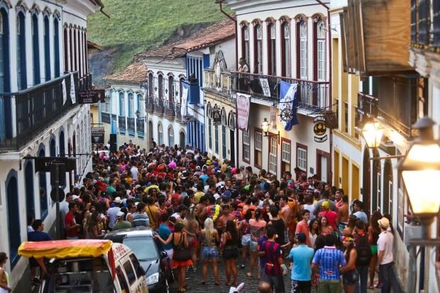 Festas em Ouro Preto