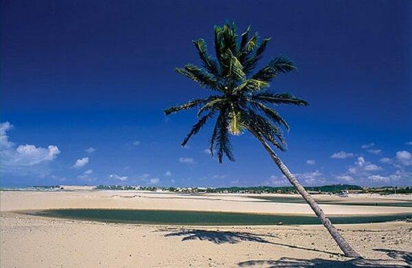 Praia Barra do Rio em Natal