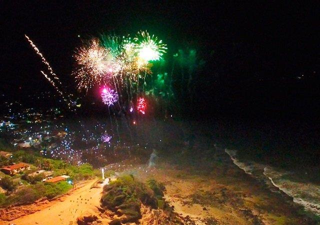 Tudo sobre o Réveillon na Praia da Pipa em Natal